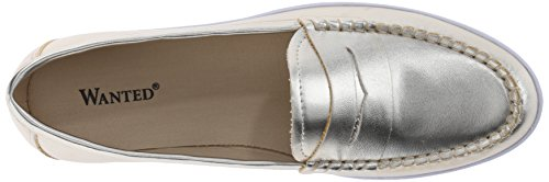 Tabor Loafer Shoes Womens Tabor Womens Gold Wanted Shoes Wanted 0IPwxnyq5g