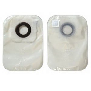 Karaya 5 Closed Pouch - With Porous Paper Tape - Pouch size 2 1/2'', Stoma Size 2'' - Box of 30 by Hollister