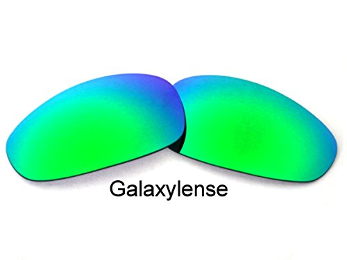 Galaxy Replacement lenses For Oakley Juliet Polarized Emerald Green,FREE S&H