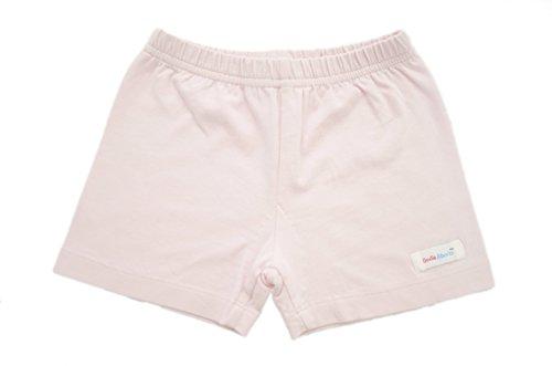 Big Girls All in One Under Shorts - Pink - 8 (Best School Uniform In India)
