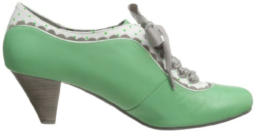 Poetic Licence Womens Whiplash Dress Pump Grass 1IsftT