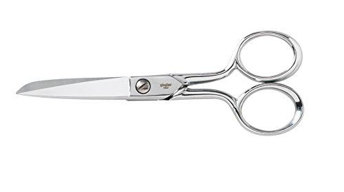 Gingher 5 Inch Knife Edge Sewing Scissors (01-005278)