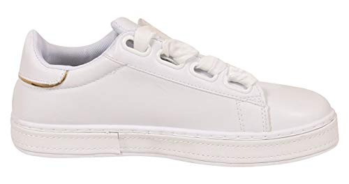 Faith su white Sandali amp; Ls0393 Donna Loyalty 5Ywfqf