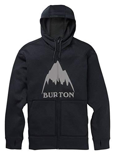 - Burton Men's MB Oak FZ, Mountain True Black Heather, X-Large
