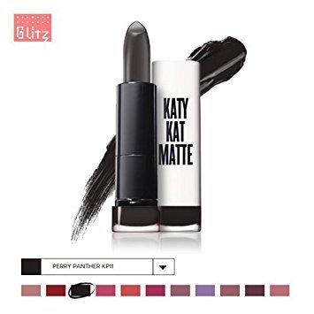 CoverGirl Katy Kat Matte Lipstick CREATED BY KATY PERRY / GLITZ (KP11 Perry Panther) by COVERGIRL