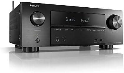 Denon AVRX2500H - Receptor AV (Bluetooth, Dolby Atmos, Airplay2 ...