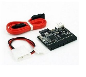 Ulable PATA/IDE TO Serial ATA SATA Interface Hard Drive HDD Adapter Converter