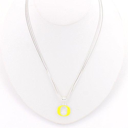 Seasons Jewelry Oregon Ducks Enamel Logo (Enamel Duck)