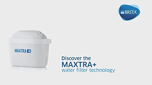 BRITA MAXTRA PLUS ブリタ マクストラ プラス 日本語説明書付 (簡易包装4個セット) [並行輸入品]