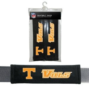 - Fremont Die NCAA Tennessee Volunteers Seat Belt Pads, One Size