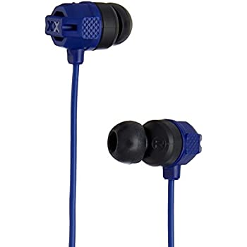 JVC HAFX102A XX Xtreme Bass Earbuds, Blue