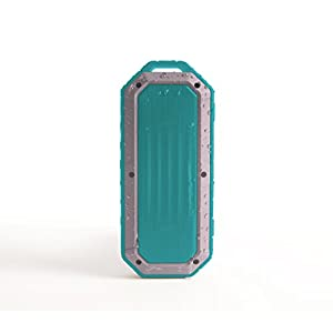 iJoy Beach Bomb IP66 Waterproof Shockproof Portable Bluetooth Speaker - Mint (MNT)