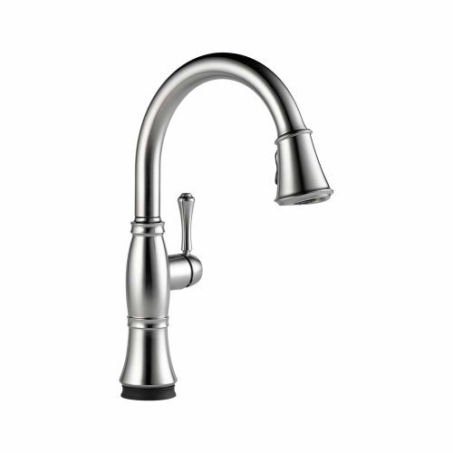 kitchen faucet pewter - 7