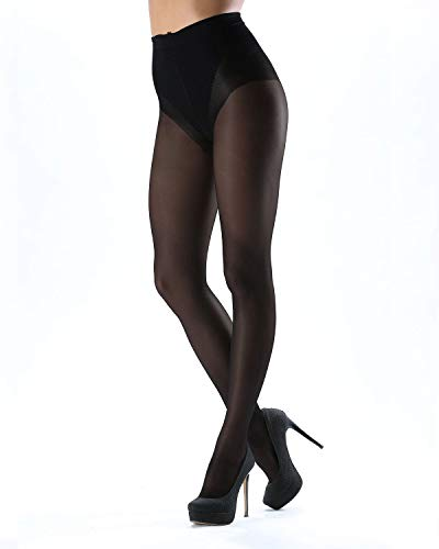 Levante Levante Model Top Women's Shaping Tights Nero MODELTOP40 S ()