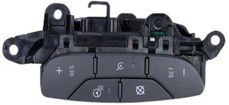 ACDelco D1946E GM Original Equipment Ebony Cruise Control Switch D1946E-ACD