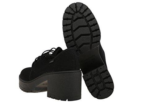 Taille Piso Mode Chaussures Noir Zapato 37 Ville Victoria vqwaYC6