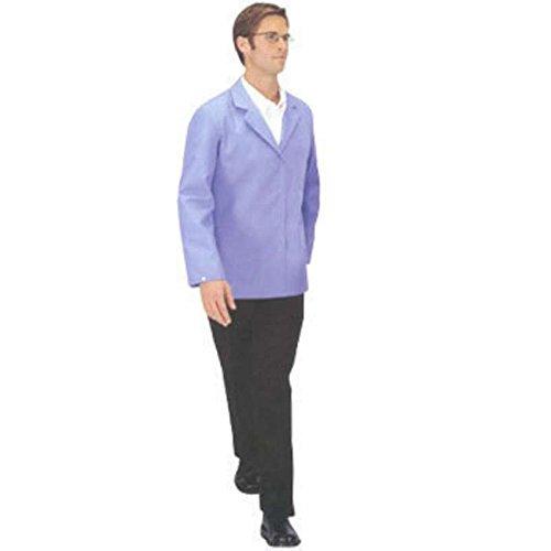 Tech Wear 361ACB ESD Smock Short Coat, 4XL, Nasa (Short Smock)