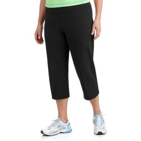 7085b8e153da Womens Plus Size Dri-more Stretch Core Capri Pants Activewear Casual Wear  by Danskin Now
