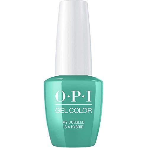 (OPI GelColor, My Dogsled is A Hybrid, 0.5 Fl. Oz. gel nail polish)