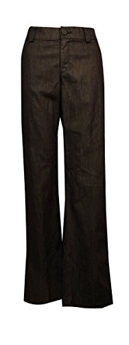 Lee Platinum Women's Mid-Rise Bootcut Pants (Roasted Ches...