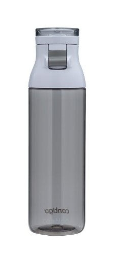 Contigo Jackson Reusable Water Bottle, 24oz, Smoke