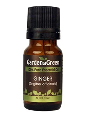 Garden of Green Oils 100% Pure Therapeutic Grade Essential Oil - 10ml - Edens from Garden of Green