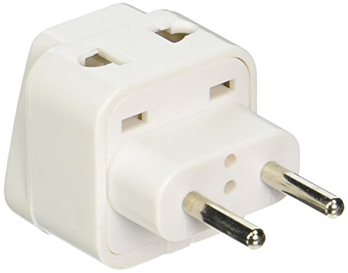 CKITZE BA 9C 3P Grounded Universal Adapter