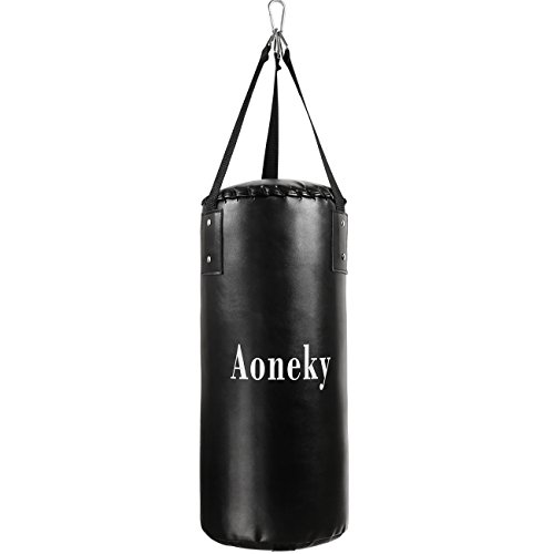 Aoneky Leather Kids Punching Bag – Filled Boxing Bag for sale  Delivered anywhere in USA