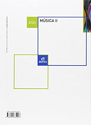 Música II ESO (LOMCE) (Secundaria) - 9788490785997: Amazon.es ...