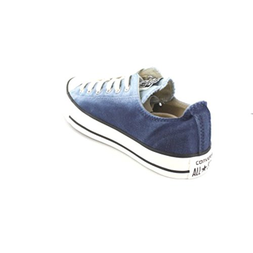 Converse Chuck Taylor All Star, Zapatillas Altas Unisex Adulto Azul