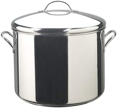 Farberware Classic Stainless Steel 16-Quart Covered Stockpot