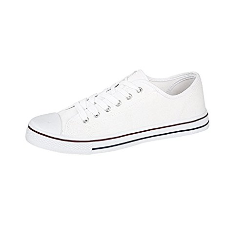 Unknown Unknown Sneaker Baltimore Weiß Baltimore Herren FxvUzn