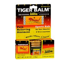Ointment,0.63 Oz Tiger Balm Ul (Pack of 3)
