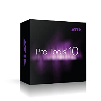 Avid Technology Pro Tools 10 with DVDs