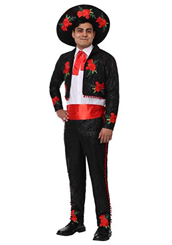 Adult Mariachi Costume Large ()