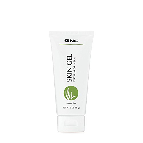 GNC Skin Gel with Aloe Vera, 3 oz.