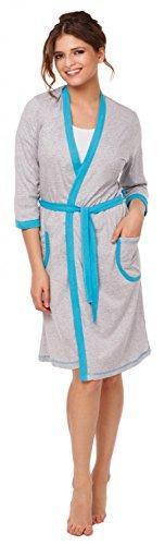camicia vestaglia Mama Happy notte pr Donna w847Yxpq