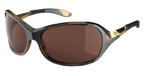 Bolle Women's Grace Sunglasses, Polarized A14 AF, Shiny - Sport Bolle