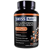 S.N. Ejacumax Men Enhancement, Cum Harder, Sexual Potency 60 Pills