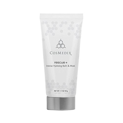 Cosmedix Rescue + Intense Hydrating Balm and Mask, 1.7 Ounce