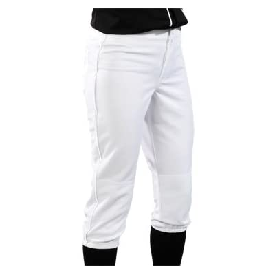 Girls' Low Rise 12 oz. Polyester Pant