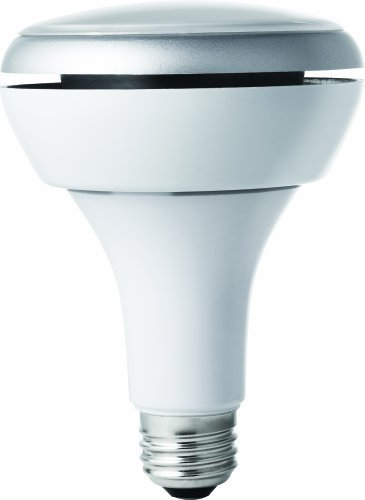 Compact 15000 Lamp Fluorescent Hour (Philips LED Non-Dimmable BR30 Light Bulb: 650-Lumen, 2700-Kelvin, 9.5-Watt (65-Watt Equivalent), E26 Base, Soft White, 1-Pack)