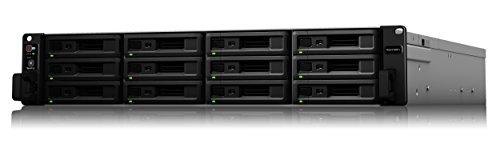 Synology RS2418RP+ 12bay NAS RackStation (Diskless)