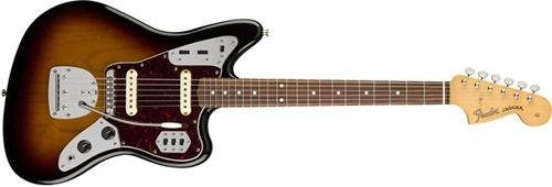 Fender Classic Player Jaguar Special Electric Guitar - Pau Ferro Fingerboard - 3-Color Sunburst