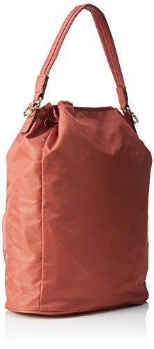 Bogner Bucket - Bolso con asas Mujer Rojo - Rot (marsala 378)