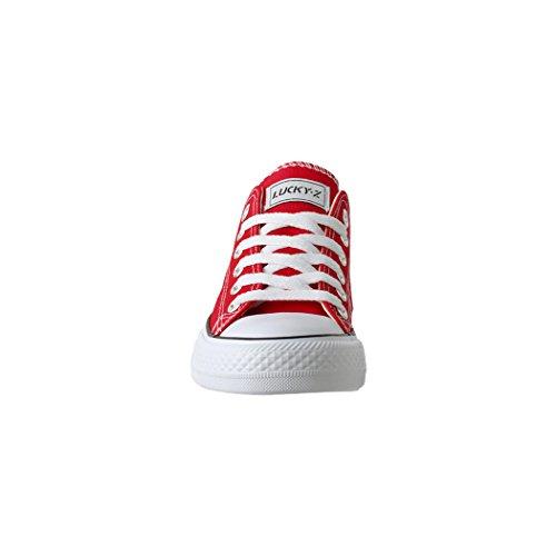 Elara Donna Elara rosso Sneaker Sneaker Rosso 68q0BWzx