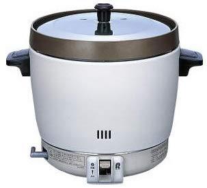 リンナイ(Rinnai) 業務用ガス炊飯器 2升用 普及タイプ ゴム管接続/直径9.5mm プロパンガス用 RR-20SF2(A)   B00YIEWS4A