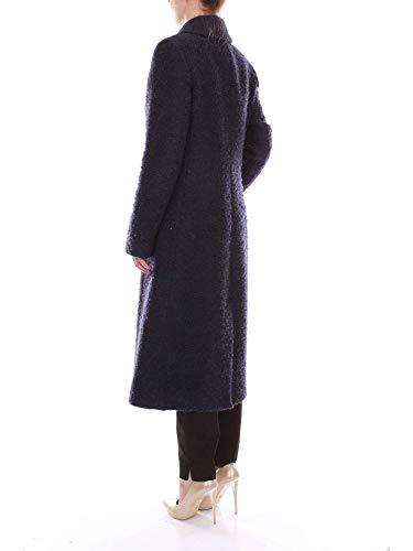Abrigo 14652 Azul Mujer Marino Blumarine CTwq6vv