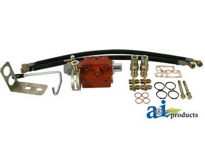 Massey Ferguson Single Spool Hydraulic Valve Kit MF738K
