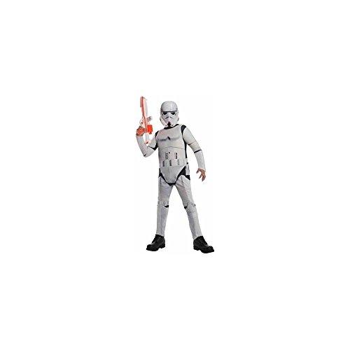 Rubie's Star Wars Storm Trooper Child Costume Medium (8-10) 8830280983 -